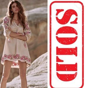 Sold • Spell & the Gypsy Cleo Tunic NWT